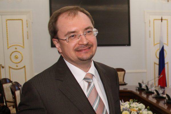 Ректор СПбГУ Николай Кропачев поздравил Патриарха Кирилла с 70-летием со дня рождения