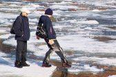 Саратовский школьник спас друга, провалившегося под лед
