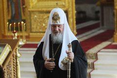 Патриарх Кирилл поздравил сотрудников МВД с Днем полиции