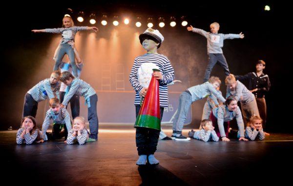 """""""Цирковые каникулы"""". Фото: Василий Вострухин."""