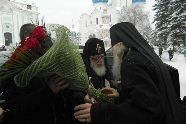 Каталикос-Патриарх Грузии приедет в Москву на юбилей Патриарха Кирилла