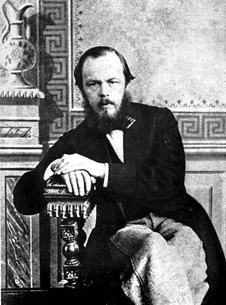 Федор Достоевский. 1863 год