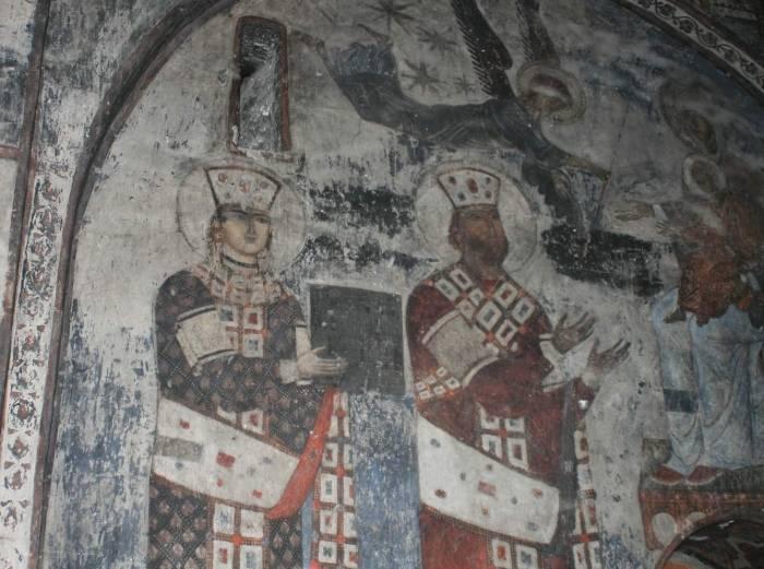 freska-s-izobrazheniem-caricy-tamary