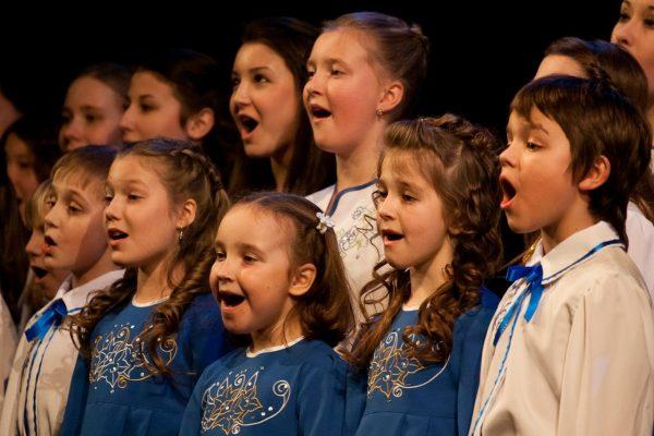 В каждой школе в следующем году появится детский хор