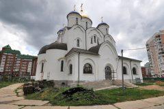 В декабре в Бутово откроют один из самых больших храмов Москвы