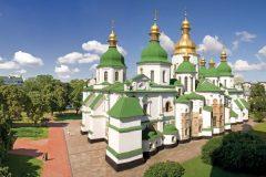 На Украине собирают подписи против «Евровидения» в Софии Киевской