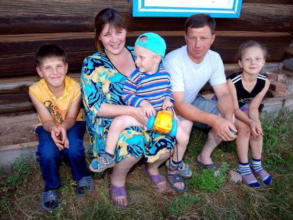 Памятка: социальная поддержка семей, имеющих детей,в республике коми
