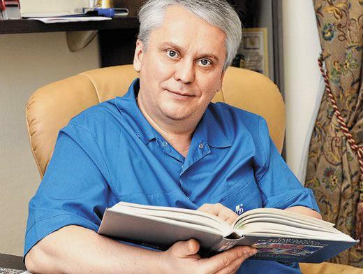 Михаил Каабак. Фото Эдуарда Кудрявицкого aif.ru