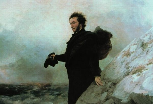 Петербуржцы будут круглый год читать стихи Пушкина на Черной речке