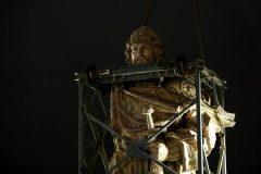 Патриарх Кирилл освятит памятник князю Владимиру 4 ноября