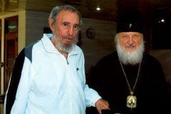 Патриарх Кирилл: В моем сердце навсегда теплая память о Фиделе Кастро