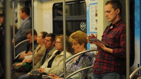 В столичном метро пустят поезд, рассказывающий об искусстве XX века