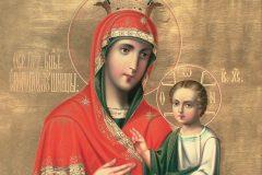 Церковь празднует память иконы Божией Матери «Скоропослушница»