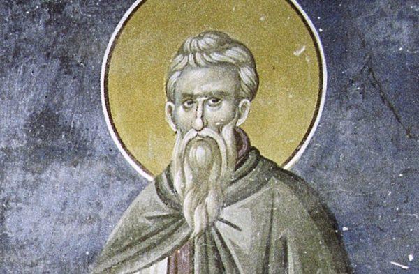 Церковь чтит память преподобного Илариона Великого