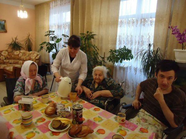 Дом престарелых при православных храмах хабаровск частный дом престарелых