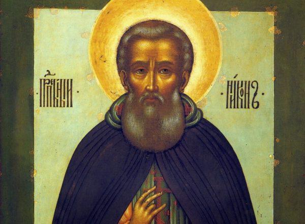 Церковь вспоминает преподобного Никона, игумена Радонежского