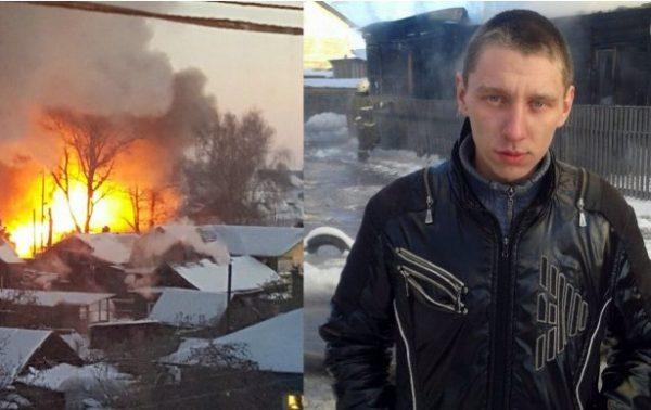 Житель Кировской области спас родственников и соседей во время пожара