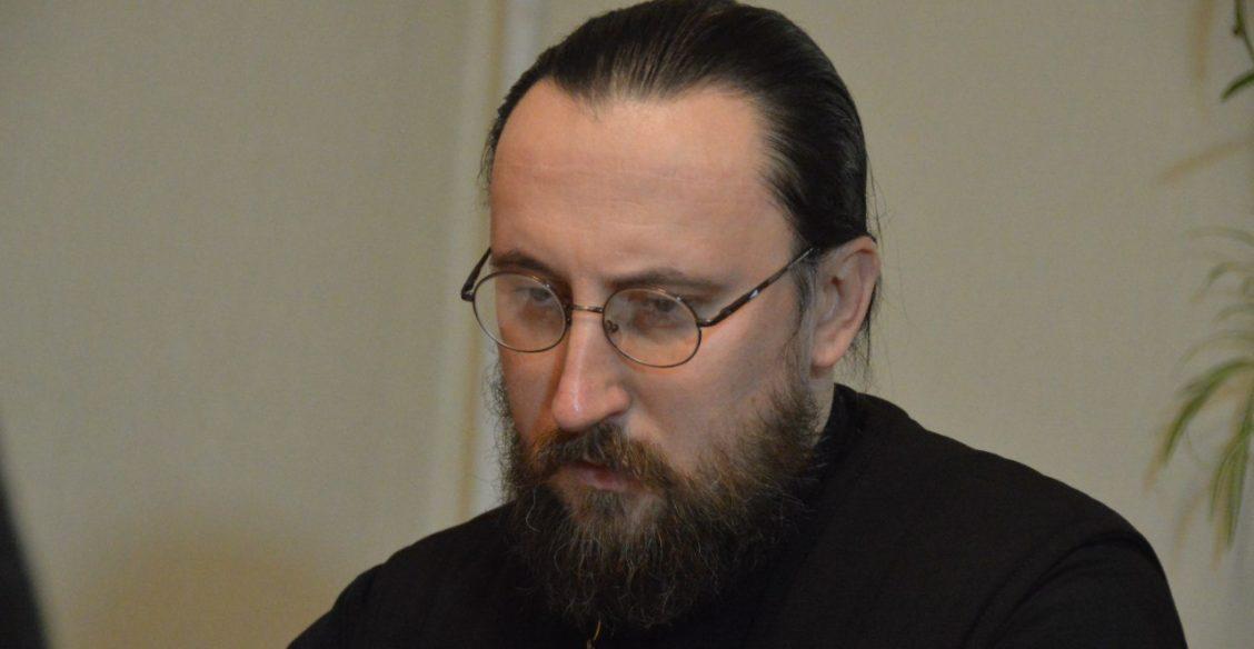 Встреча с протоиереем Димитрием Климовым - 18 ноября