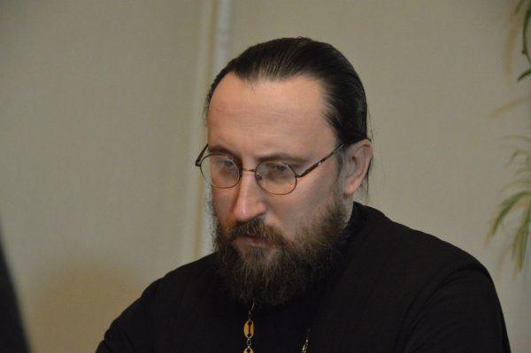 Встреча с протоиереем Димитрием Климовым – 18 ноября