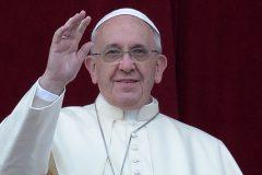 Папа Франциск надеется на восстановление единства католиков и лютеран