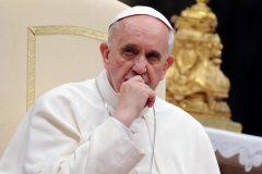Папа Римский призвал улучшить условия жизни в тюрьмах