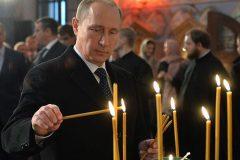 Путин рассказал, что, возможно, его крестил отец патриарха Кирилла
