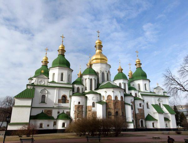 В Киеве отменили церемонию «Евровидения-2017» на Софийской площади