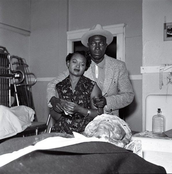 Дэвид Джексон. Эмметт Тилл. 1955. «Когда люди увидели, что стало с моим сыном, на защиту встали даже те мужчины, которые никогда этого не делали», – Мэйми Тилл-Мобли.