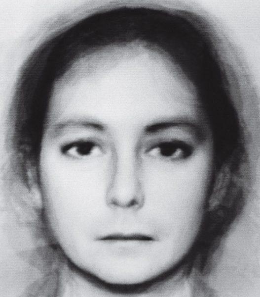 Нэнси Бёрсон. Андрогин (6 мужчин + 6 женщин). 1982. «Мне действительно интереснее было показывать людям то, что они не могут увидеть, чем то, что они могут видеть», – Нэнси Бёрсон.