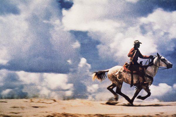 Ричард Принс. Без названия (Ковбой). 1989.