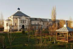 В Дубовском Свято-Вознесенском женском монастыре произошел пожар