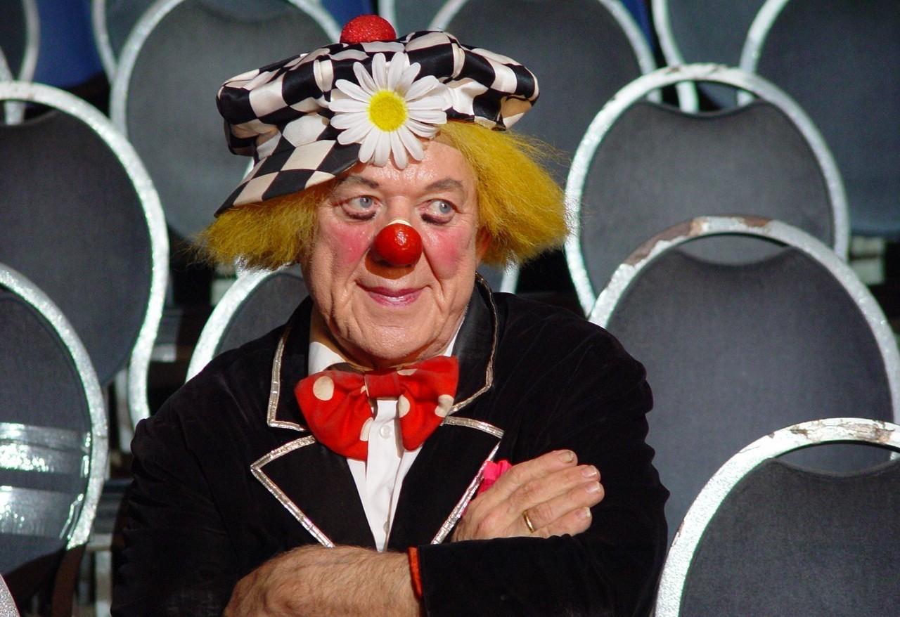 Смешные картинки клоуна