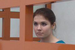 Варвара Караулова рассказала в суде, зачем поехала в Сирию