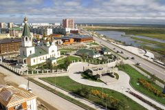 В России составили рейтинг самых добрых городов