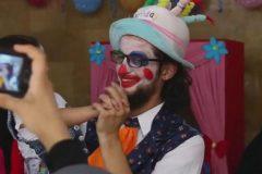 В Сирии погиб «Клоун из Алеппо», создавший организацию помощи детям