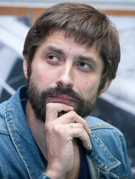 Владимир Лучанинов. Фото: Дмитрий Кузьмин