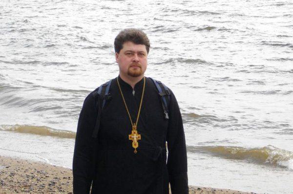 Протоиерей Максим Денисенко