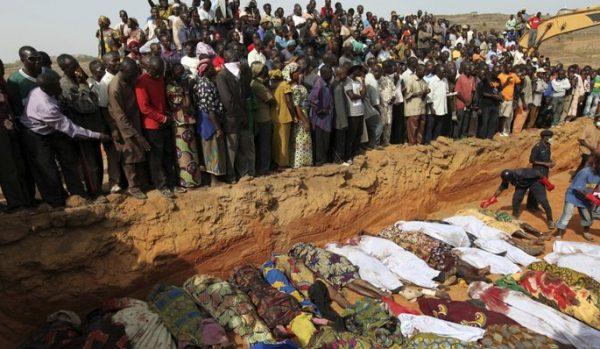 В уходящем году каждые шесть минут за Христа погибал один человек