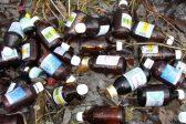В Иркутской области запретили продажу спиртосодержащей продукции
