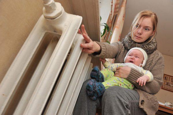 Более 18 тысяч жителей Оренбуржья остались без тепла в 30-градусный мороз