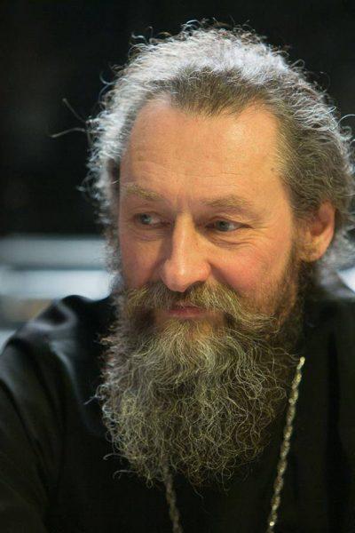Протоиерей Андрей Юревич. Фото Юлии Маковейчук