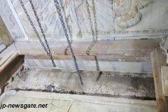 Иерусалимская миссия: Реставрация Гроба Господня не сопровождалась чудесами