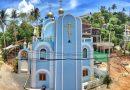 Проливные дожди затопили православный храм в Таиланде
