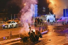 В результате двойного теракта в Стамбуле погибли 29 человек
