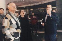 Никита Михалков сказал, зачем посетил Ельцин Центр и что нашел в нем