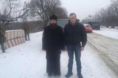 Церковь помогла украинскому военному освободиться из плена в Донецке