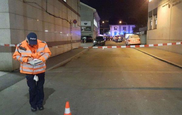 Три человека получили ранения при стрельбе в мусульманском центре Цюриха