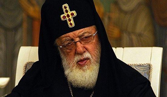 Патриарх Илия II назван «Человеком года» в Грузии