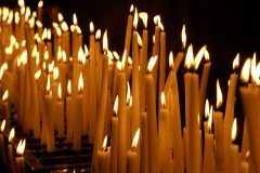 Патриарх Кирилл вспомнил почивших московских клириков
