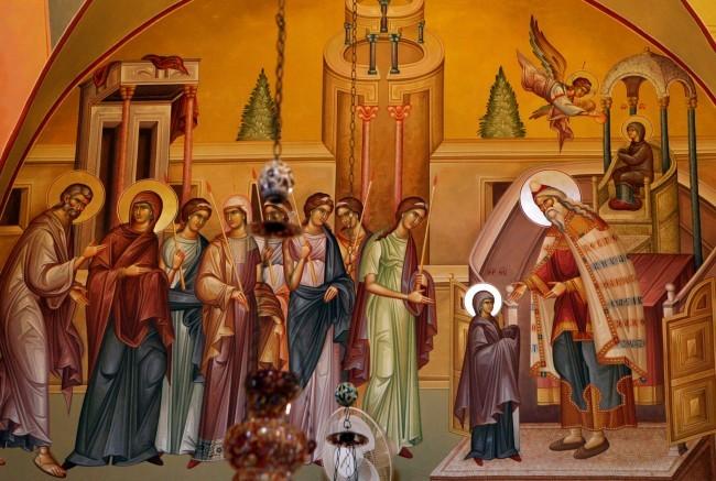Поздравления с введением во храм Пресвятой Богородицы в стихах и СМС